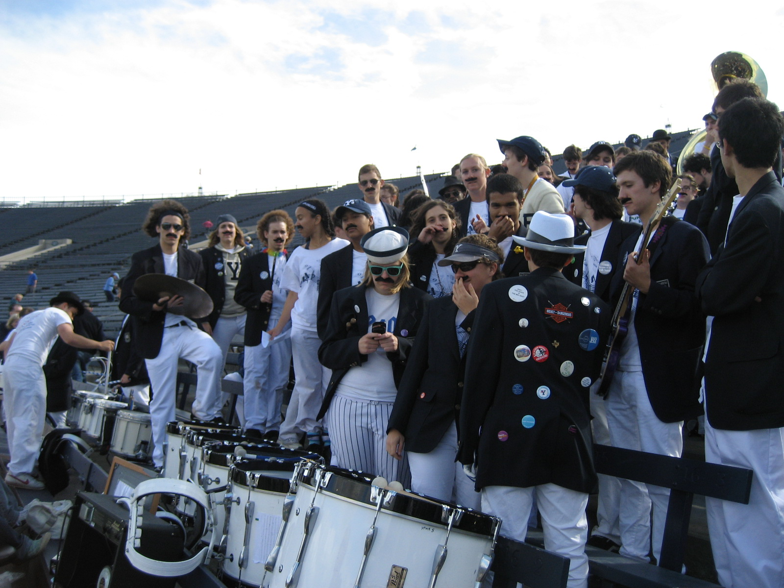 KBB (Percussion) | Yale Bands